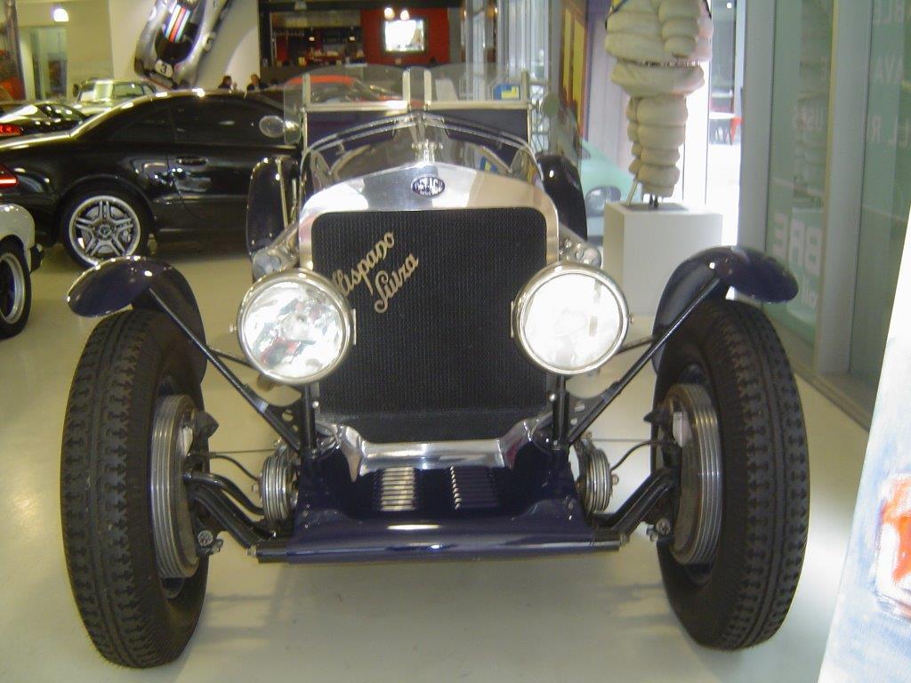 1929 Delage Hispano Suiza