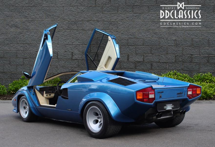 Lamborghini Miura Price >> 1984 Lamborghini Countach 5000 S LHD (Car located in UK)