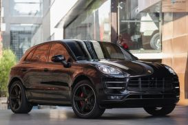 2016 Porsche Macan 95B Turbo Wagon 5dr PDK 7sp AWD 3.6TT [MY16]