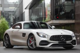2017 Mercedes-Benz AMG GT C190 S Coupe 2dr SPEEDSHIFT DCT 7sp 4.0TT [Apr]