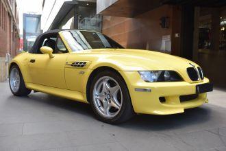 1999 Bmw Z3 E36 8 M Convertible 2dr Man 5sp 32i Imp