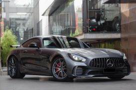 2017 Mercedes-Benz AMG GT C190 R Coupe 2dr SPEEDSHIFT DCT 7sp 4.0TT [Apr]