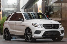 2018 Mercedes-Benz GLE-Class W166 GLE43 AMG Wagon 5dr 9G-TRONIC 9sp 4MATIC 3.0TT [Jan]