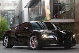 2009 Audi R8 Coupe 2dr Man 6sp quattro 4.2i [MY09]