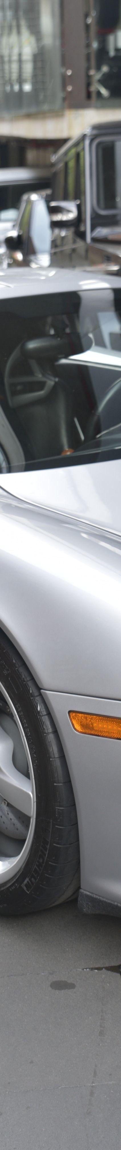 2005 Porsche Carrera GT for sale at Dutton Garage classic modern prestige luxury exotic car collectible motorsport racing sports car