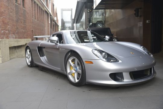 2005 Porsche Carrera GT for sale at Dutton Garage Richmond Melbourne Victoria Australia United Kingdom New Zealand classic modern prestige luxury exotic car collectible motorsport racing sports car dealership sell my car buy my car sales