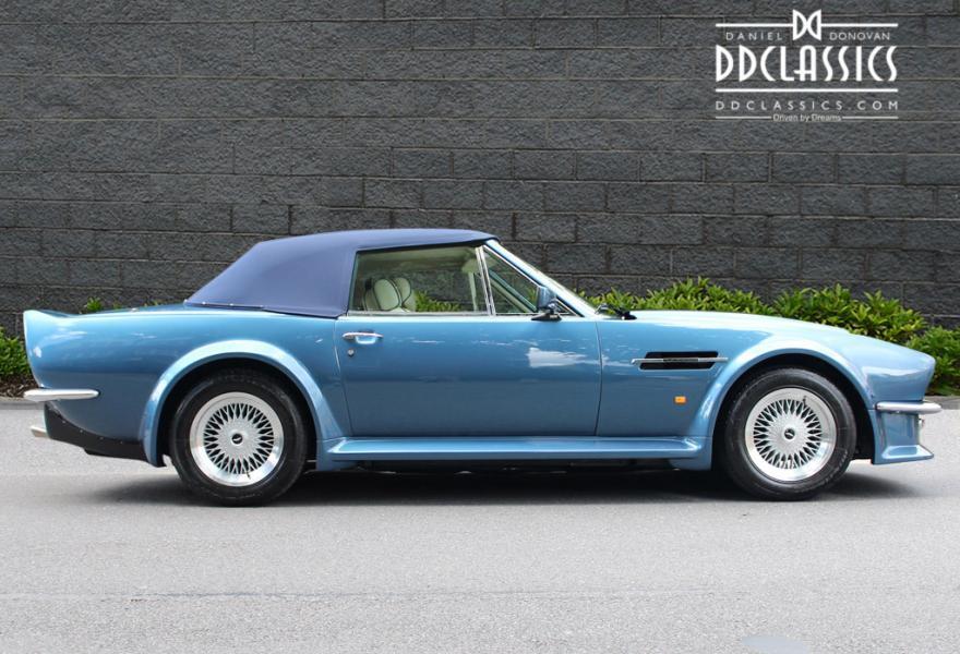 Aston martin vantage volante for sale uk