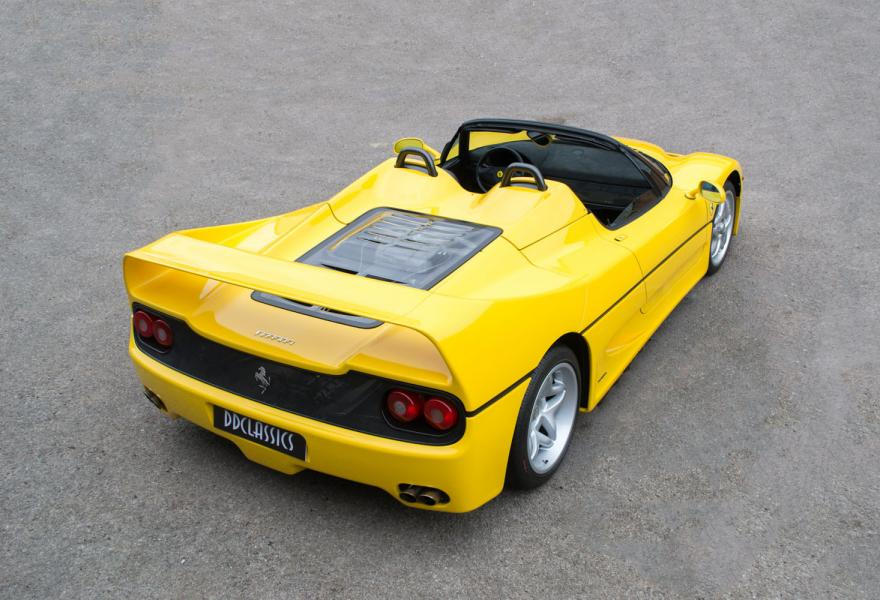 1997 Ferrari F50 Lhd Car Located In Uk