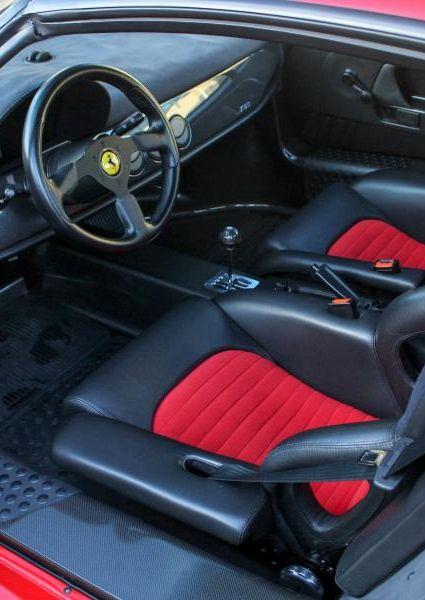 Ferrari-F50-Red-1