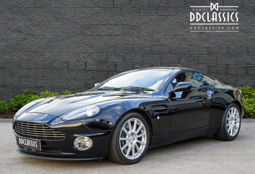 2007 Aston Martin Vanquish S Ultimate Edition RHD (Car ...