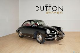1963 PORSCHE 356B Karmann Super Coupe
