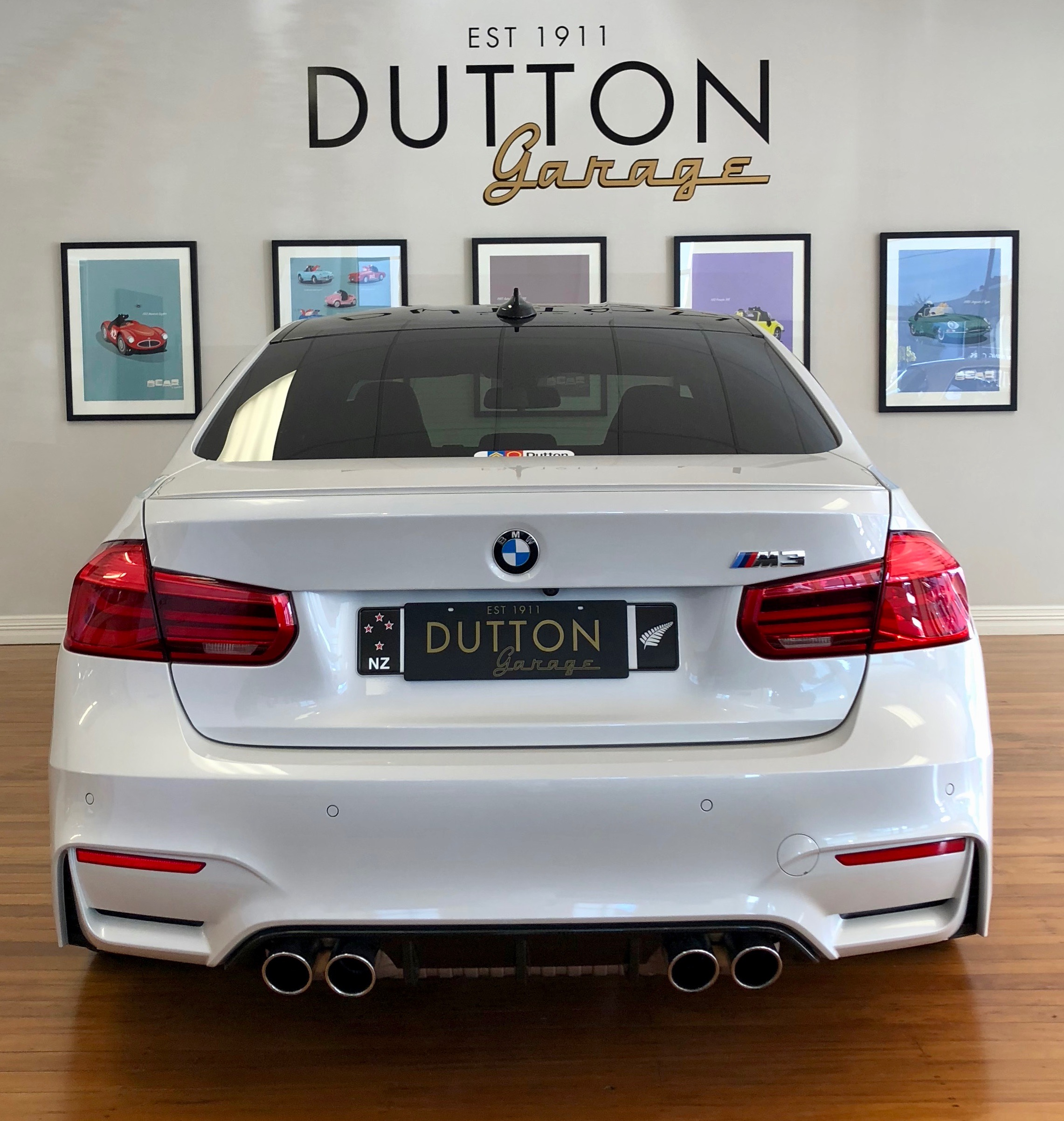 2016 BMW M3 Carbon Edition Sedan (Car Located In NZ