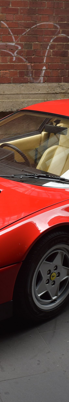1990 Ferrari Testarossa Coupe 2dr Man 5sp 4.9i [IMP] for sale at dutton garage Melbourne Australia classic prestige car dealership