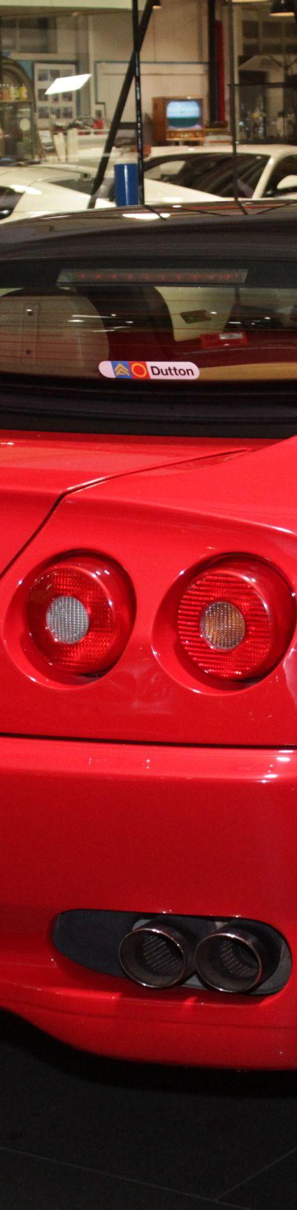 2006 Ferrari Superamerica 575 Convertible 2dr Man 6sp 5.7i for sale at Dutton garage Richmond Melbourne Australia classic car dealership