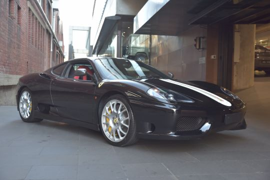 2004 ferrari 360 challenge stradale for sale in australia - dutton garage richmond melbourne australia classic car dealership
