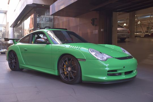 2004 Porsche 911 996 GT3 Coupe 2dr Man 6sp 3.6i for sale at Dutton Garage Melbourne Australia