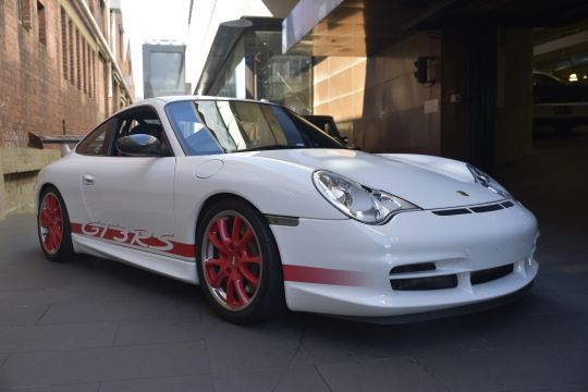 2004 Porsche 911 996 GT3 RS Coupe 2dr Man 6sp 3.6i for sale at Dutton Garage Melbourne Australia