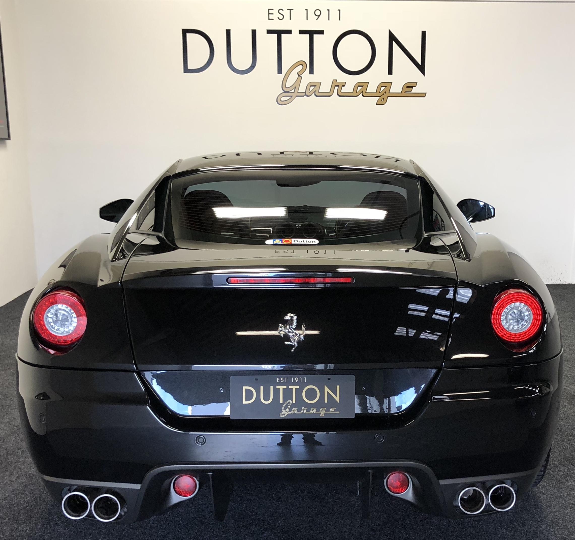 2007 Ferrari 599 Fiorano GTB Coupe (Car Located In NZ