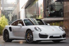 2014 Porsche 911 991 Turbo S Coupe 2dr PDK 7sp AWD 3.8TT [MY14]
