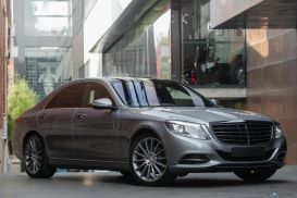 2015 Mercedes-Benz S-Class W222 S300 h Sedan 4dr 7G-TRONIC + 7sp 2.1DT/20kW Hybrid [Jun]