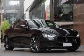 2017 Maserati Ghibli M157 S Sedan 4dr Spts Auto 8sp 3.0TT [MY17]