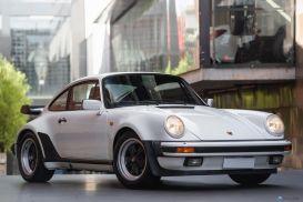 1985 Porsche 930 Turbo Coupe 2dr Man 4sp 3.3T