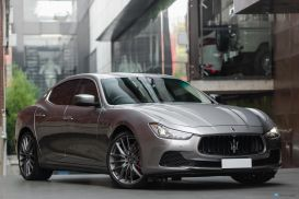 Maserati Ghibli M157 S Sedan 4dr Spts Auto 8sp 3.0TT [MY14]