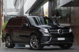 2016 Mercedes-Benz GLS-Class X166 GLS350 d Sport Wagon 7st 5dr 9G-TRONIC 9sp 4MATIC 3.0DT [Jan]