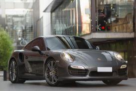 2014 Porsche 911 991 Turbo Coupe 2dr PDK 7sp AWD 3.8TT [MY14]