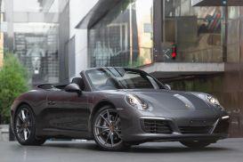 2015 Porsche 911 991 Carrera Cabriolet 2dr PDK 7sp 3.0TT [MY17]