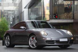 2005 Porsche 911 997 Carrera S Coupe 2dr Spts Auto 5sp 3.8i