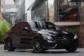 2017 Mercedes-Benz C-Class W205 C220 d Sedan 4dr 9G-TRONIC 9sp 2.1DT [Jun]
