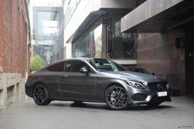 2017 Mercedes-Benz C-Class C205 C43 AMG Coupe 2dr 9G-TRONIC 9sp 4MATIC 3.0TT [Jan]