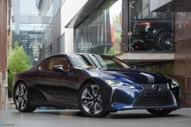 2017 Lexus LC URZ100R LC500 Coupe 2dr Spts Auto 10sp, 5.0i [Mar]