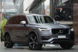 2017 Volvo XC90 T8 R-Design Wagon 7st 5dr Geartronic 8sp AWD 2.0TSC/65kW Hybrid [MY17]