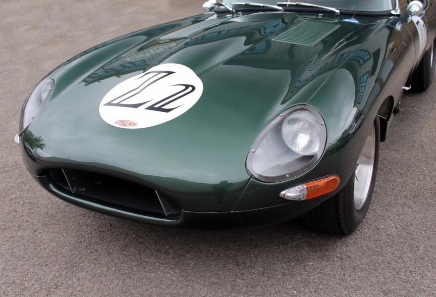 1963 Jaguar E-Type Semi Lightweight (RHD) (Car in UK)