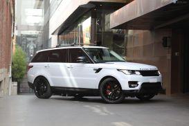 2015 Land Rover Range Rover Sport L494 SDV8 HSE Dynamic Wagon 5dr Spts Auto 8sp 4x4 4.4DTT [MY15.5]