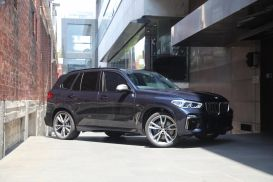 2019 BMW X5 G05 M50d Wagon 5dr Steptronic 8sp 4x4 3.0DQT [Jul]