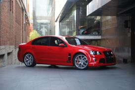 2009 Holden Special Vehicles W427 E Series Sedan 4dr Man 6sp 7.0i [MY09]
