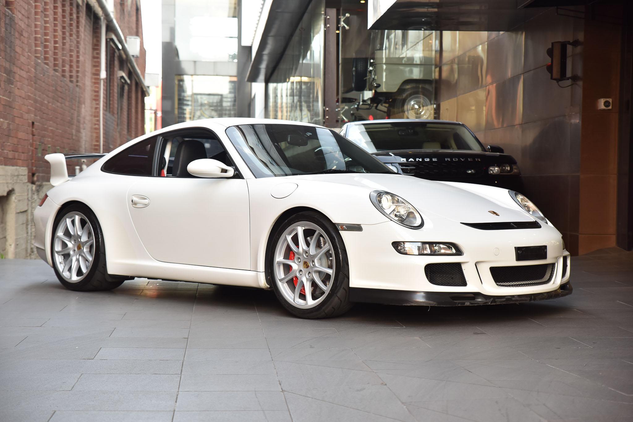 2007 Porsche 911 997 GT3