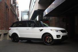 2013 Land Rover Range Rover Sport L494 V8SC HSE Dynamic Wagon 5dr Spts Auto 8sp 4x4 5.0SC [MY14]