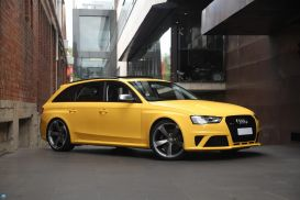 2013 Audi RS4 B8 Avant 5dr S tronic 7sp quattro 4.2i