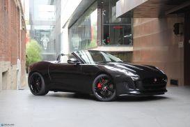 2014 Jaguar F-TYPE X152 S Convertible 2dr Spts Auto 8sp 5.0SC [MY14]