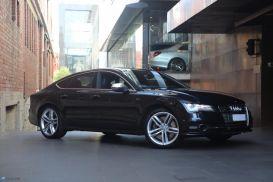 2012 Audi S7 4G Sportback 5dr S tronic 7sp quattro 4.0TT [MY13]