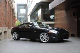 2007 Jaguar XK X150 Coupe 2dr Spts Auto 6sp 4.2i