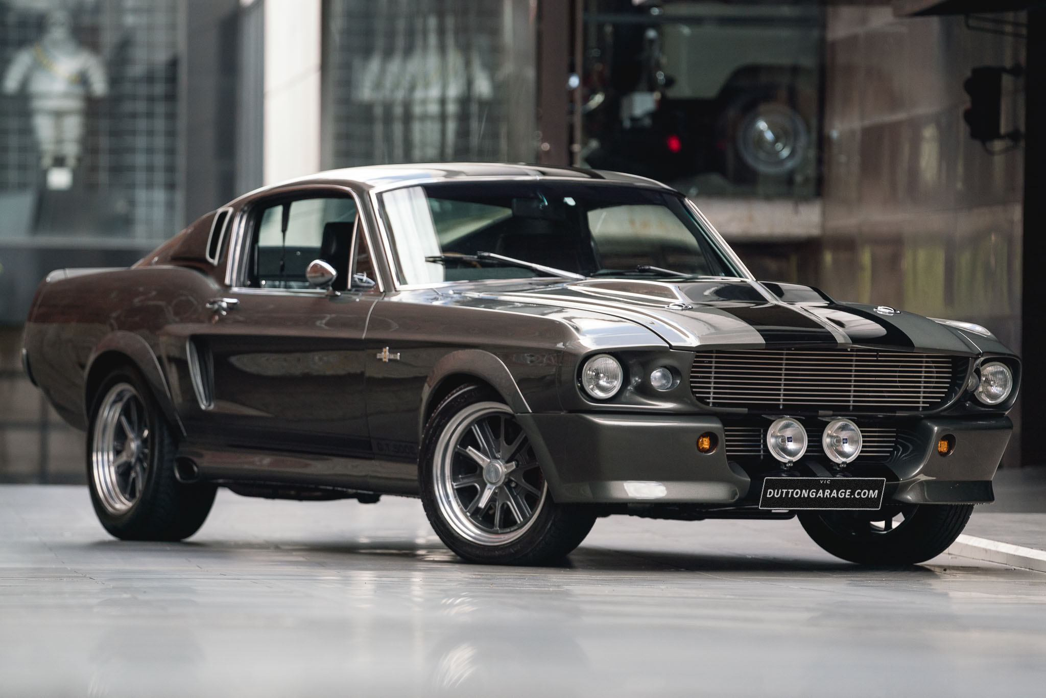 1967 ford mustang gt500 eleanor fastback