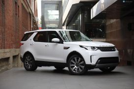 2017 Land Rover Discovery Series 5 TD6 HSE Wagon 5dr Spts Auto 8sp 4x4 3.0DT [MY18]