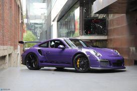 2016 Porsche 911 991 GT3 RS Coupe 2dr PDK 7sp 4.0i [MY16]