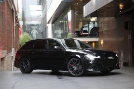 2017 Audi RS6 C7 performance Avant 5dr Tiptronic 8sp quattro 4.0TT [MY17]