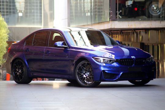 2018 BMW M3 0